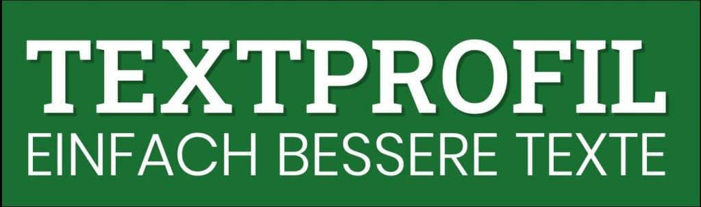 Textprofil SEO Texter Pressetexter
