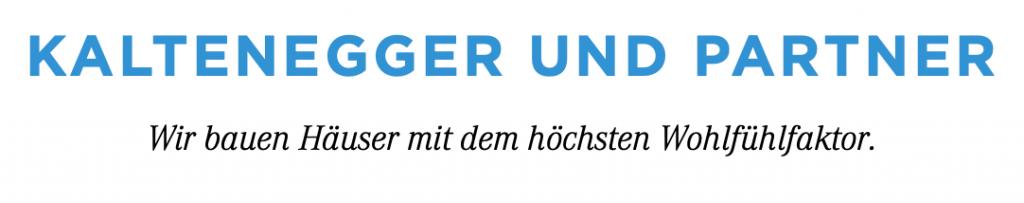 Kaltenegger Banner